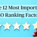 12 فاکتور مهم رتبه بندی سئو