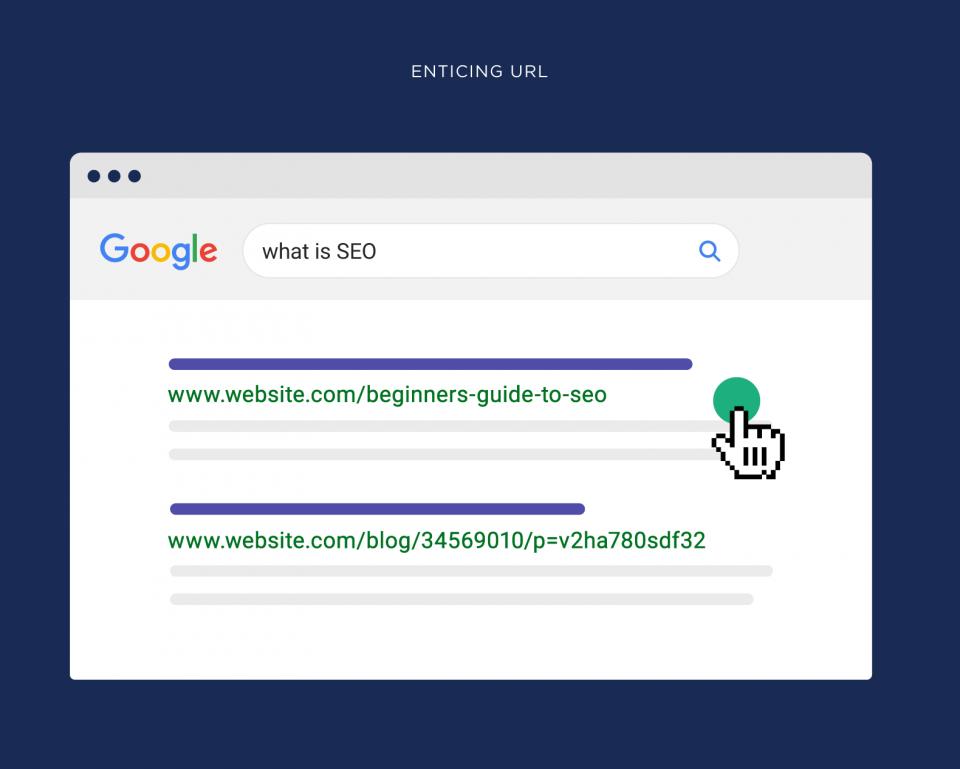 URL های ترغیب کننده به کلیک