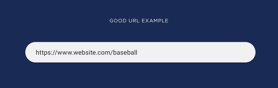 نمونه URL خوب