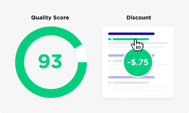 quality score در تبلیغات یا ادز