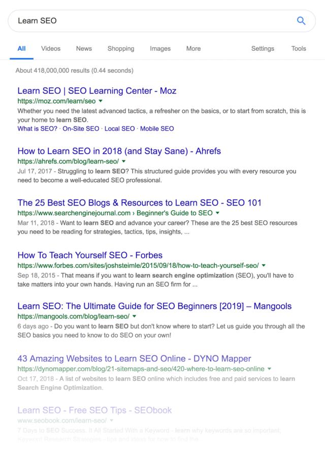 تاثیر pogo sticking در موتور های جستجو
