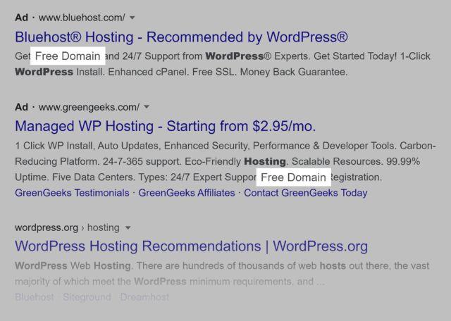 کمک گرفتن از گوگل ادز در متا دیسکریپشن