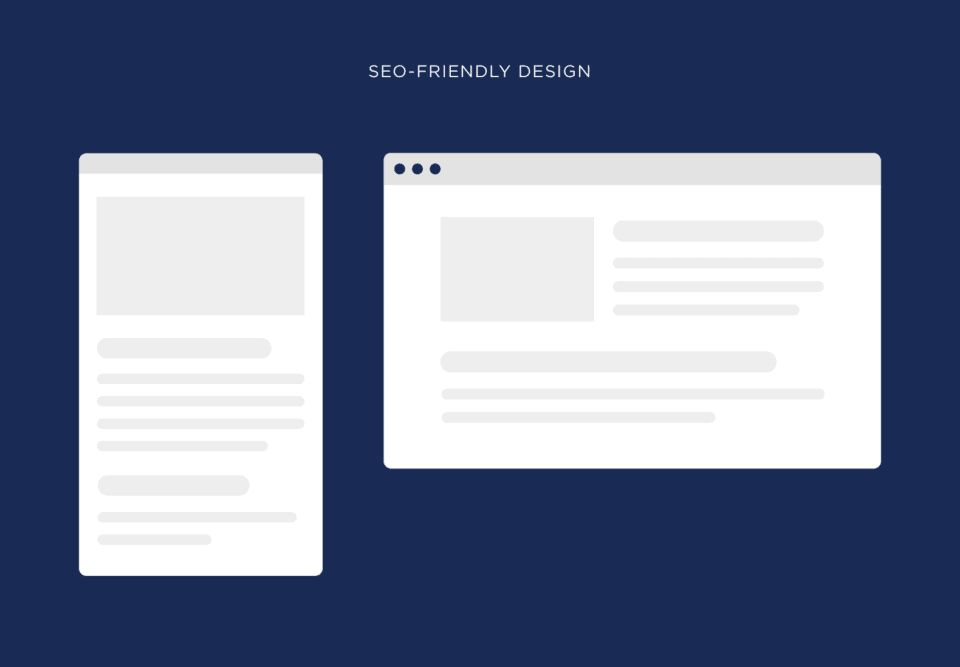 طراحی سایت سئو فرندلی
