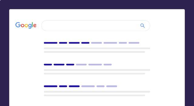 ارزیابی کلمات کلیدی در تگ تایتل توسط گوگل