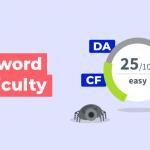 همه چیز درباره سختی کلمه کلیدی